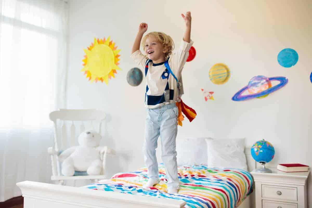 Quelle déco pour la chambre de votre petit garçon ?