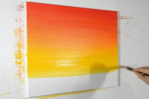 Comment faire du marron peinture?