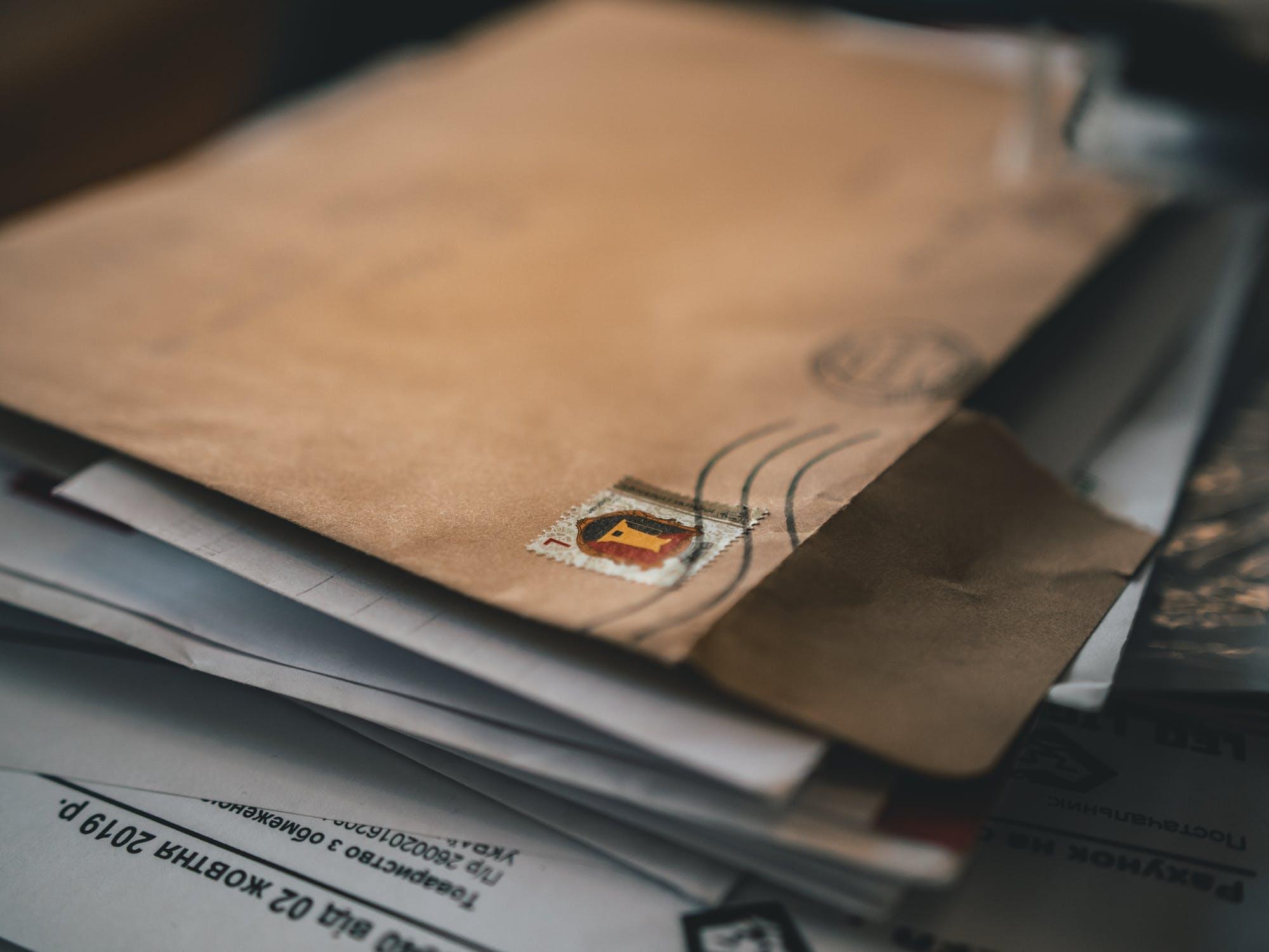 Qu'est-ce que peut être une lettre recommandée ?