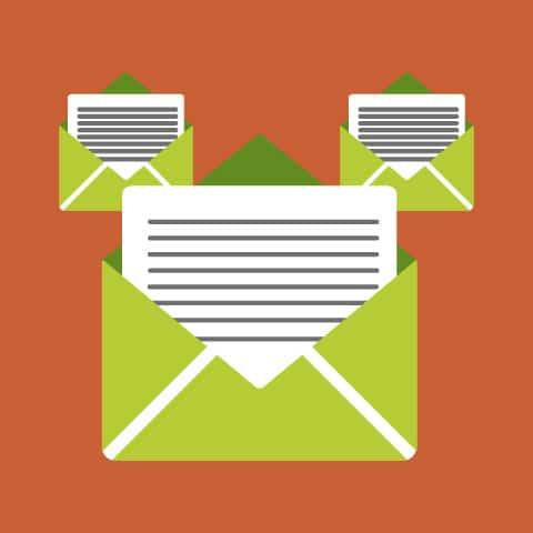 Comment envoyer un mail à un grand nombre de destinataires ?