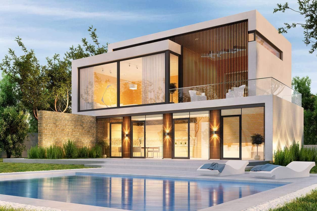 architecte luxe projet immobilier