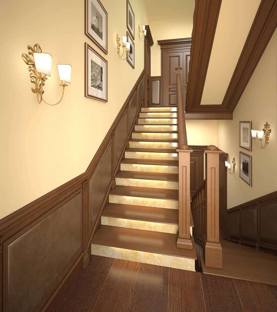 applique escalier