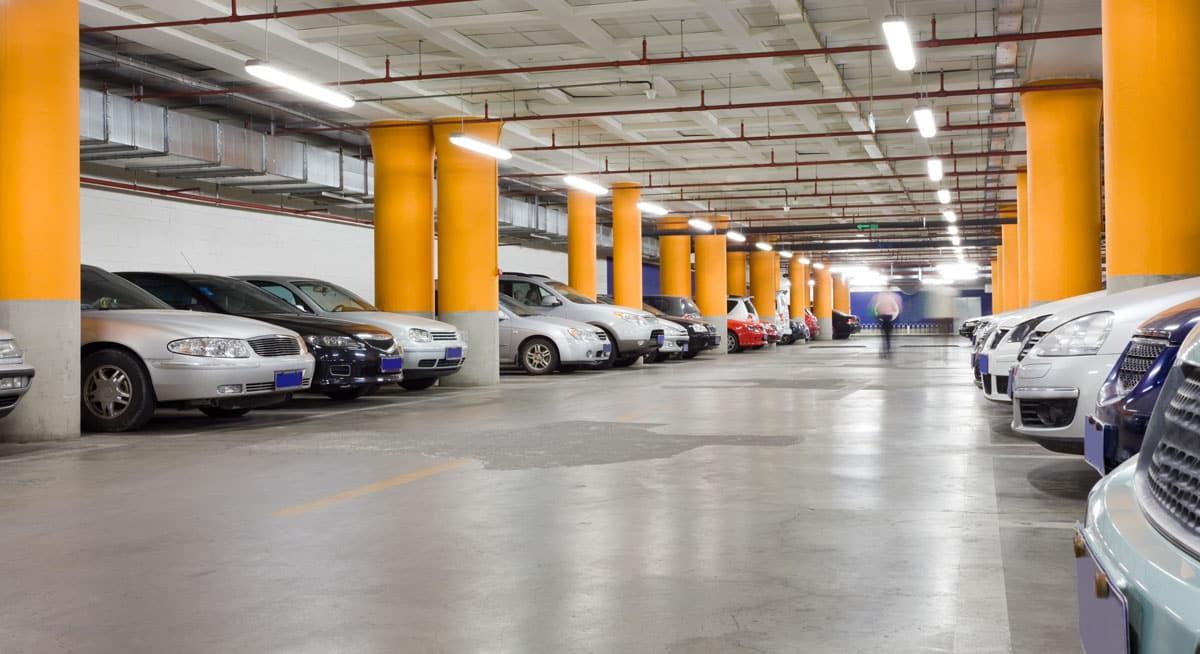 parking et garage